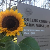 Photo taken at Queens County Farm Museum by Stephania A. on 10/21/2012