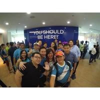 Photo taken at Suntec Tower Two by Thia N. on 10/11/2015