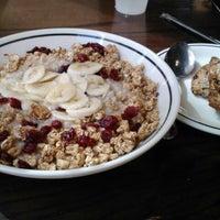 Photo taken at Corner Bakery Cafe by Elizabeth D. on 3/13/2013
