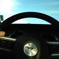 Photo taken at Alamo Rent A Car by Ev G. on 12/31/2012