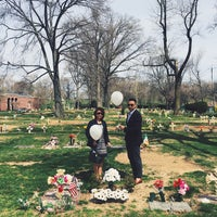 Photo taken at Mount St. Mary Cemetery by Robespierre on 4/19/2015