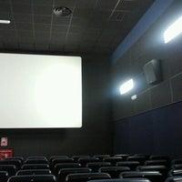 Photo taken at Cine Albéniz by Araceli C. on 1/13/2013