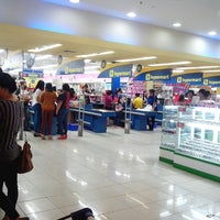 Photo taken at hypermart by Jevita R. on 3/30/2013