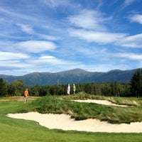 Photo taken at Mount Washington Resort Golf Club by Matt H. on 8/30/2014