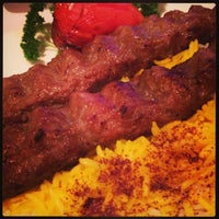 Photo taken at Arya Global Cuisine by Paula A. on 4/27/2013