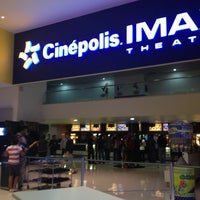Photo taken at Cinépolis by Anette G. on 12/18/2012
