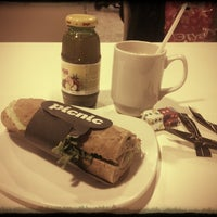 Photo taken at Café Picnic by Дарья О. on 12/30/2012