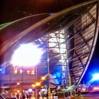 Photo taken at Clyde Auditorium by Brent N. on 11/11/2012