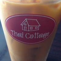Photo taken at Thai Cottage II by LgPl C. on 3/31/2013