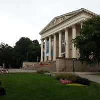 Photo taken at Hungarian National Museum by Munki on 8/24/2013