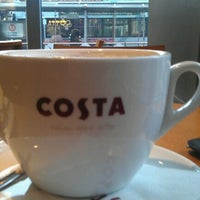 Photo taken at Costa Coffee by Zhafrie Z. on 1/5/2013