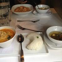 Photo taken at Chai Thai Restaurant by Hiroshi M. on 7/14/2013