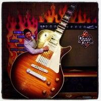 Photo taken at House Of Blues by Tara P. on 4/21/2013