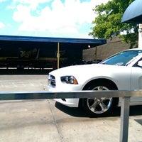 Photo taken at Simoniz Car Wash by Daniel H. on 6/21/2014