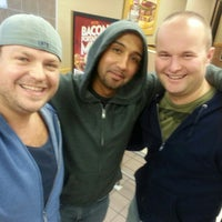 Photo taken at Wendy's by Richard S. on 10/21/2012
