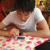 Photo taken at Khao San Holiday Guest House by Серафима С. on 1/29/2013