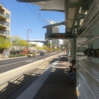 Photo taken at Encanto/Central Ave METRO by Adam M. on 4/16/2014