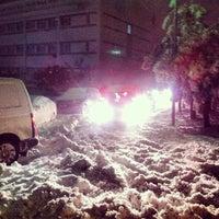 Photo taken at Sarıyer Doğa Koleji by Halil İbrahim M. on 12/21/2012