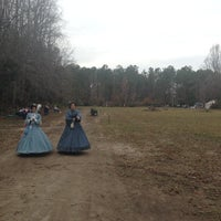 Photo taken at Lowcountry Visitors Center & Museum (at Frampton Plantation) by Tim W. on 12/8/2012