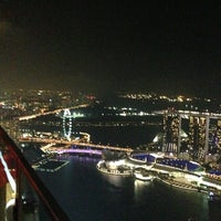 Photo taken at 1-Altitude by Jinhee L. on 3/8/2013