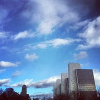 Photo taken at Empire State Plaza by Arc Z. on 12/11/2012