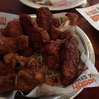 Photo taken at Hooters by Amanda S. on 1/19/2016