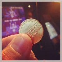 Photo taken at Emporium Arcade Bar by Jeremy J. on 7/28/2013