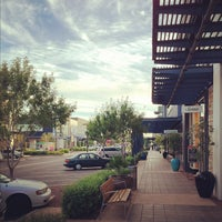 Photo taken at SanTan Village Mall by Steve D. on 10/18/2012