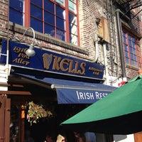 Photo taken at Kells Irish Restaurant & Pub by Steve D. on 7/6/2013