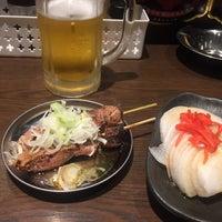 Photo taken at 四文屋 椎名町店 by B_ 8. on 3/22/2016