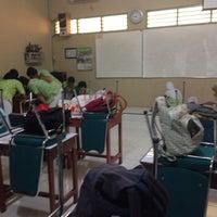 Photo taken at SMA Negeri 1 Surakarta by Yolla V. on 8/16/2014