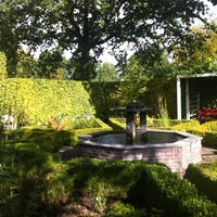 Photo taken at Botanische Tuin De Kruidhof by E T. on 9/29/2012