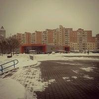 Photo taken at ГИППО by Lidziya T. on 2/20/2013