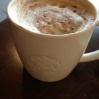 Photo taken at Starbucks by Marjon on 12/22/2012