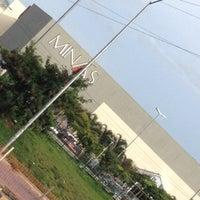 Photo taken at Minas Shopping by Joab C. on 12/14/2012