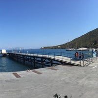 Photo taken at Porto di Levante by Francesco P. on 8/31/2015