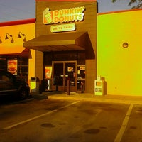 Photo taken at Dunkin Donuts by Hilary T. on 3/8/2013