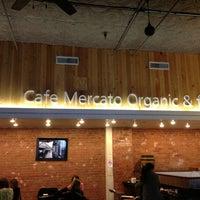 Photo taken at Cafe Mercato by Vladyslav B. on 5/9/2013