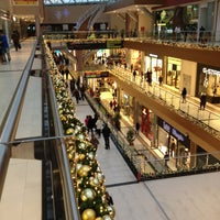 Photo taken at The Mall Athens by Petros K. on 12/12/2012