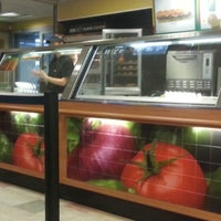 Photo taken at Subway by Stefan R. S. on 2/1/2013