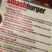 Photo taken at Smashburger by Yasser A Al-Mazrou on 11/16/2013