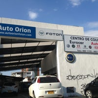 Photo taken at Euro Car Colisiones / Auto Orion by Hook B. on 6/17/2013