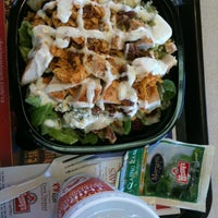 Photo taken at Wendy's by Subi J. on 1/4/2013