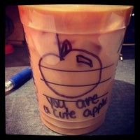 Photo taken at Starbucks by Althea S. on 3/14/2013