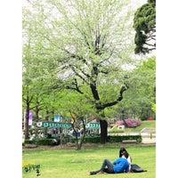 Photo taken at Yonsei University by Seoul K. on 5/15/2013