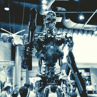 Photo taken at Terminator 2 3-D: Battle Across Time by Daniel S. on 11/6/2012