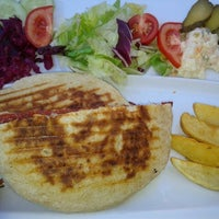 Photo taken at Café Dream by oğuzhan k. on 12/11/2012