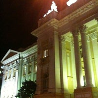 Photo taken at Palácio da Justiça by Moacir S. on 2/5/2013