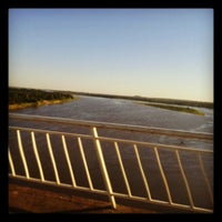 Photo taken at Puente Remanso by Fatima Nathalia N. on 3/2/2013