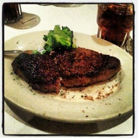 Photo taken at Del Frisco's Double Eagle Steak House by Michael K. on 1/17/2013